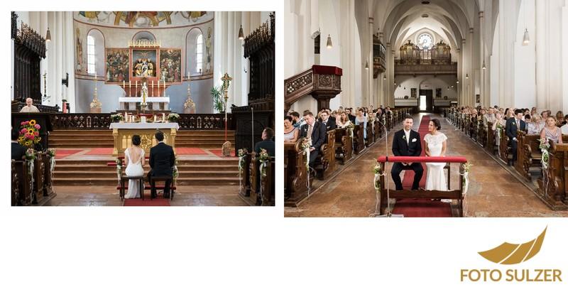 Hochzeit St. Zeno Kirche Bad Reichenhall -