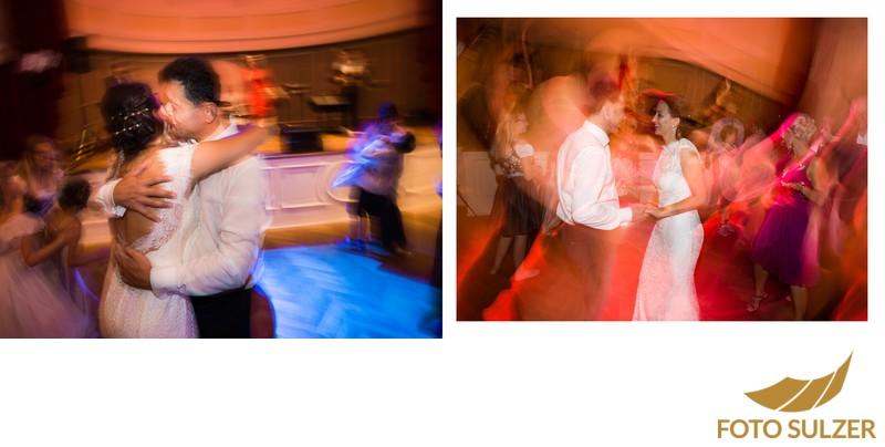 Hochzeit Altes Kurhaus Bad Reichenhall - Hochzeitswalzer