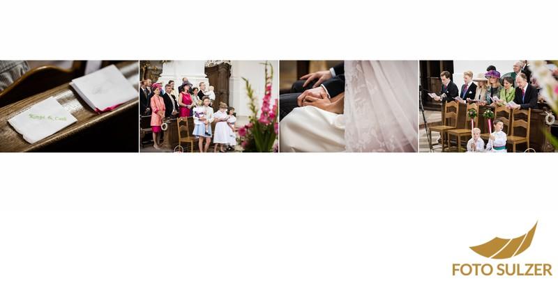 Hochzeit bei München Kloster Schäftlarn - Familien