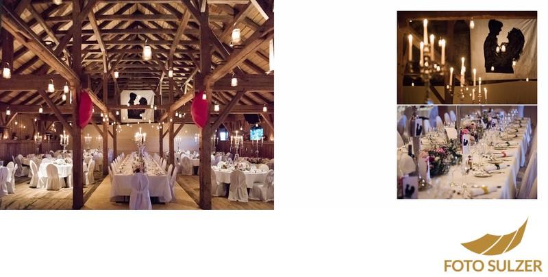 Hochzeit südlich von München - Scheunenhochzeit