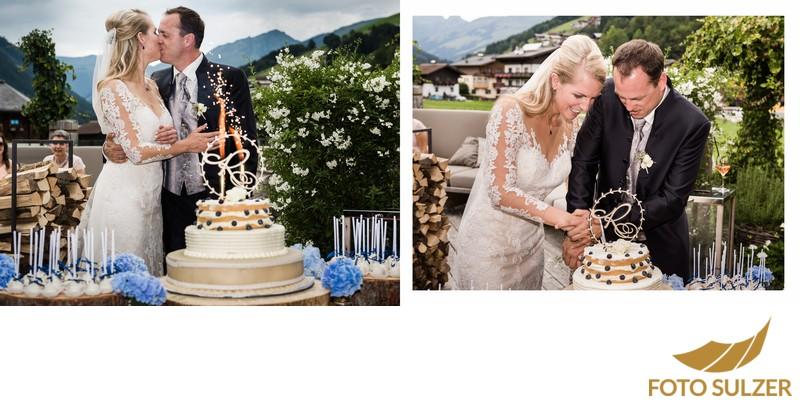 Hochzeit Der Schwarzacher Saalbach-Hinterglemm - Hochzeitsspiele