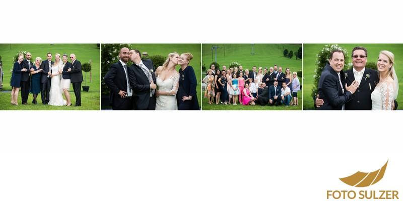 Hochzeit Der Schwarzacher Saalbach-Hinterglemm - Familienfotos