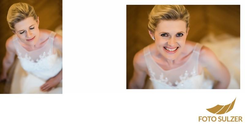 Hochzeit Stiftskeller Salzburg - schöne Portraits