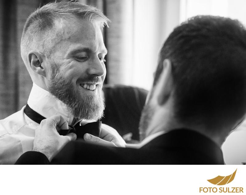 Professioneller Hochzeitsfotograf in Salzburg