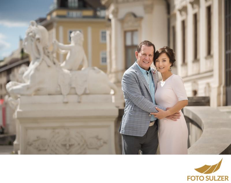 Hochzeit Belvedere Wien