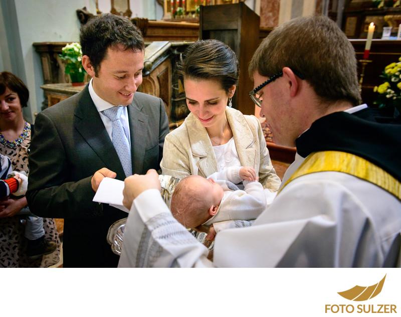 Fotograf Familie und Taufe