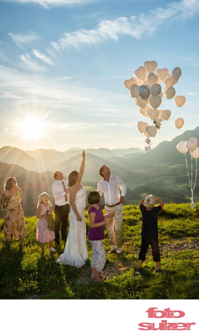 Hochzeiten in München und ganz Bayern