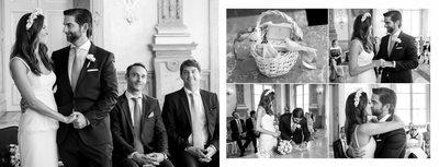 Hochzeit Mirabell - Ja-Wort