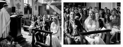Hochzeit Kirche Saalbach - Zeremonie