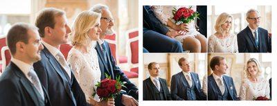 Hochzeit Schloss Mirabell - Porträts der Hochzeitsgesellschaft