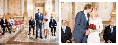 Hochzeit Schloss Mirabell -