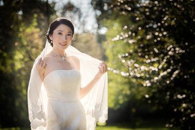 Asiatische Hochzeit in Salzburg
