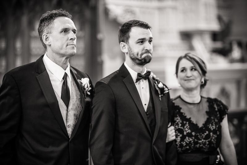 Oshkosh Winter Wedding Photography