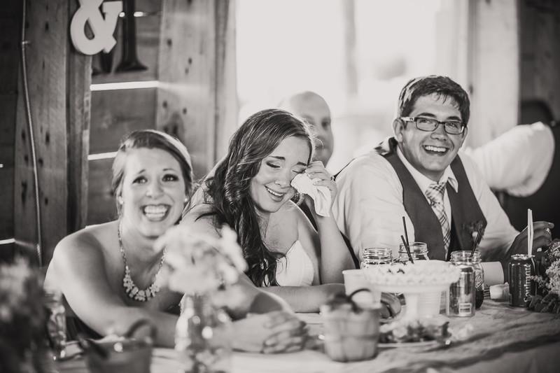 Ashland Wisconsin Barn Wedding Photography