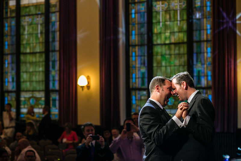 Appleton Wisconsin LGBT Wedding Photography