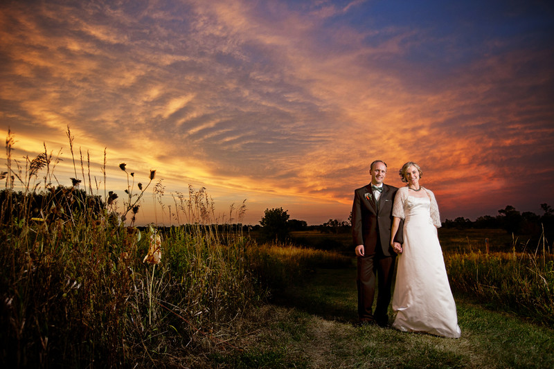 Lussier Family Heritage Center Wedding Photo in Madison