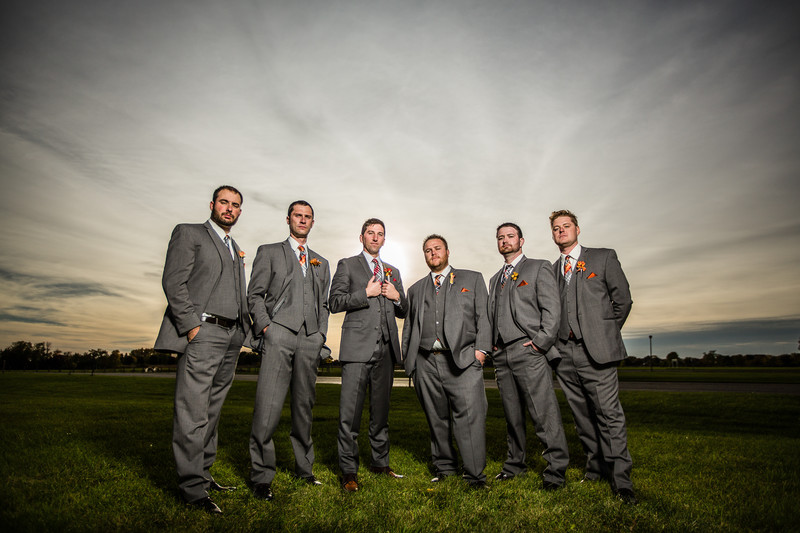 Oshkosh Wedding Photography at County Park
