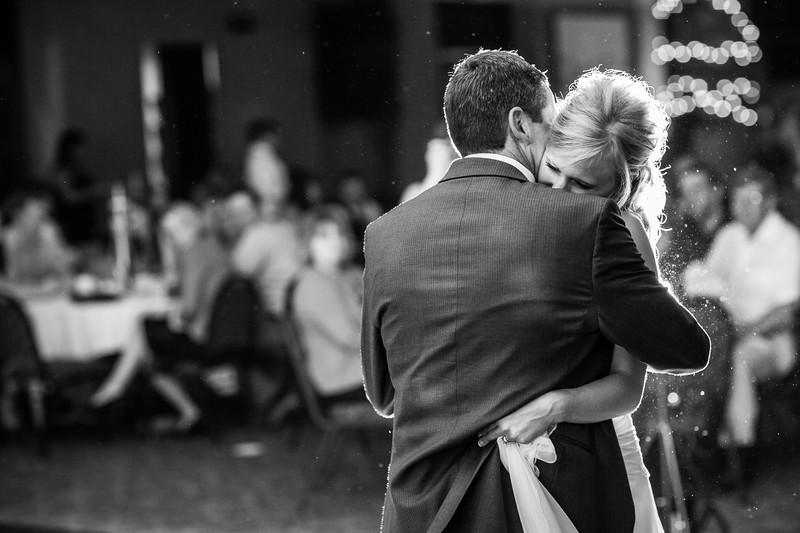 Brett Favre Steak House Wedding Reception Photo