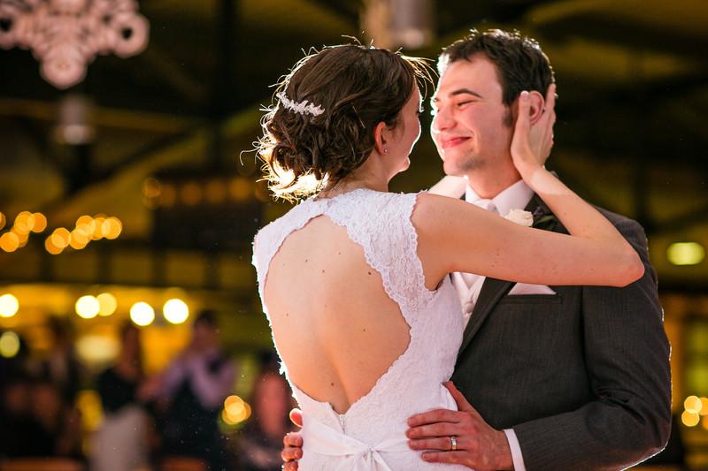 Milwaukee Public Market Wedding Photography