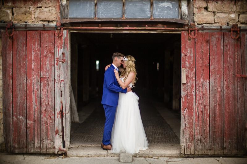 Mulberry Farm Wedding Hilbert