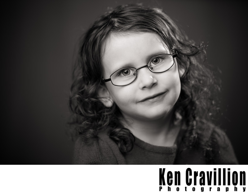 Oshkosh Studio Children Portrait Photographer