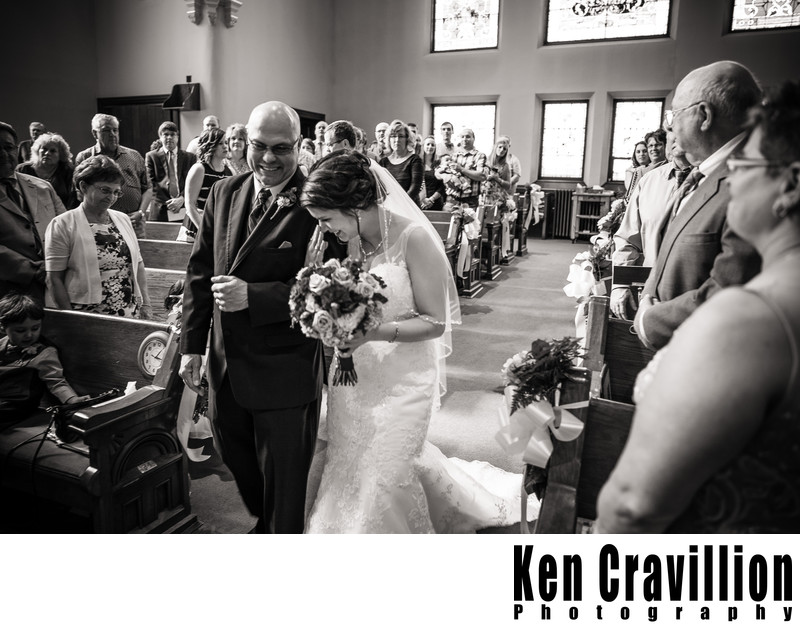 Emotional Oshkosh Wedding Photography Moment