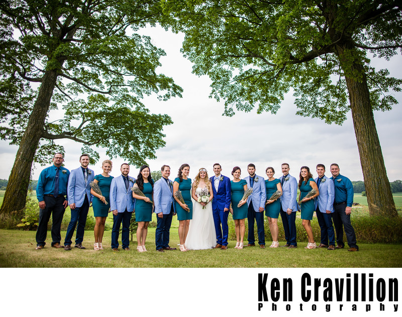 Mulberry Lane Farm Wedding 014