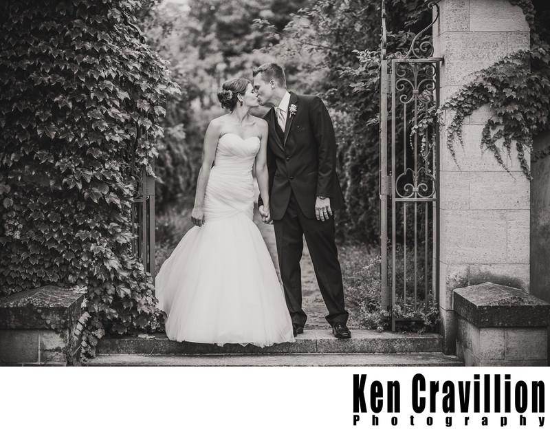 Paine Art Center Oshkosh Wedding Photography 007