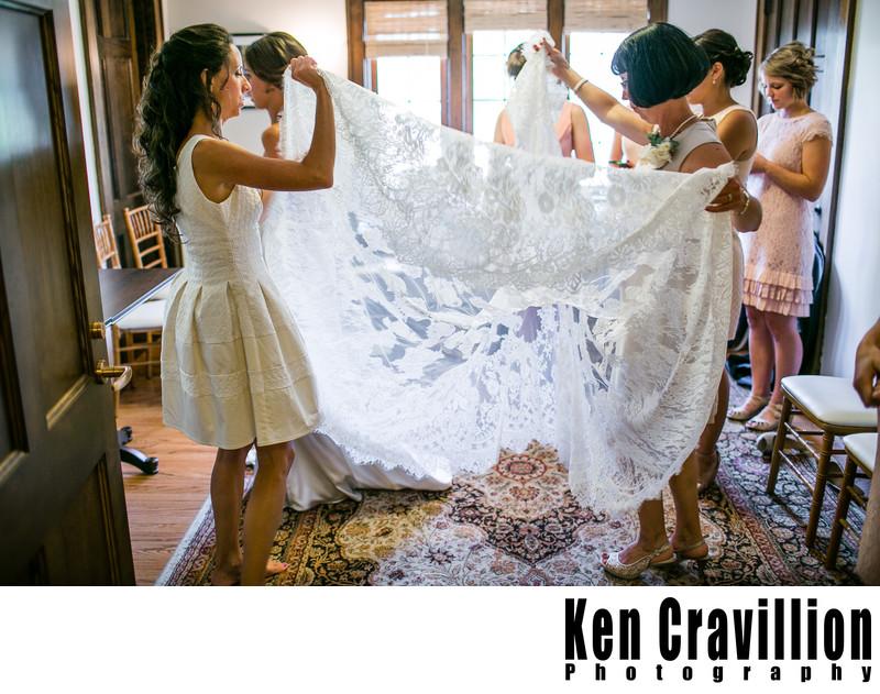 Paine Art Center Oshkosh Wedding Photography 018