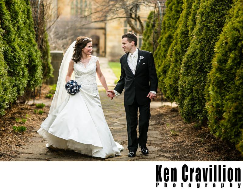 Paine Art Center Oshkosh Wedding Photography 022