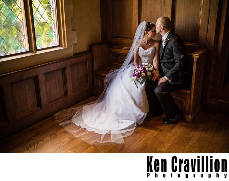 Paine Art Center Oshkosh Wedding Photography 033