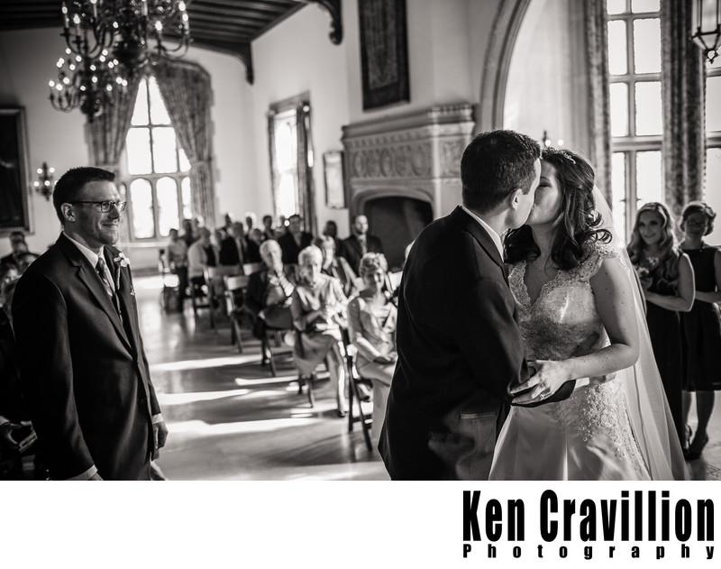 Paine Art Center Oshkosh Wedding Photography 034
