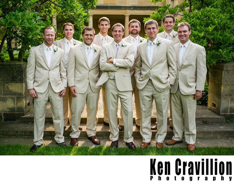 Paine Art Center Oshkosh Wedding Photography 040