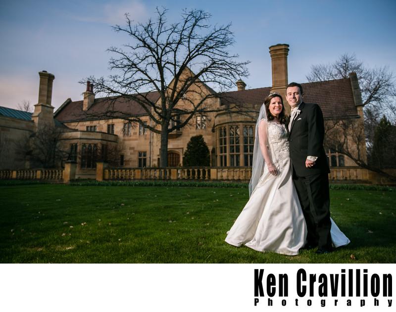 Paine Art Center Oshkosh Wedding Photography 060
