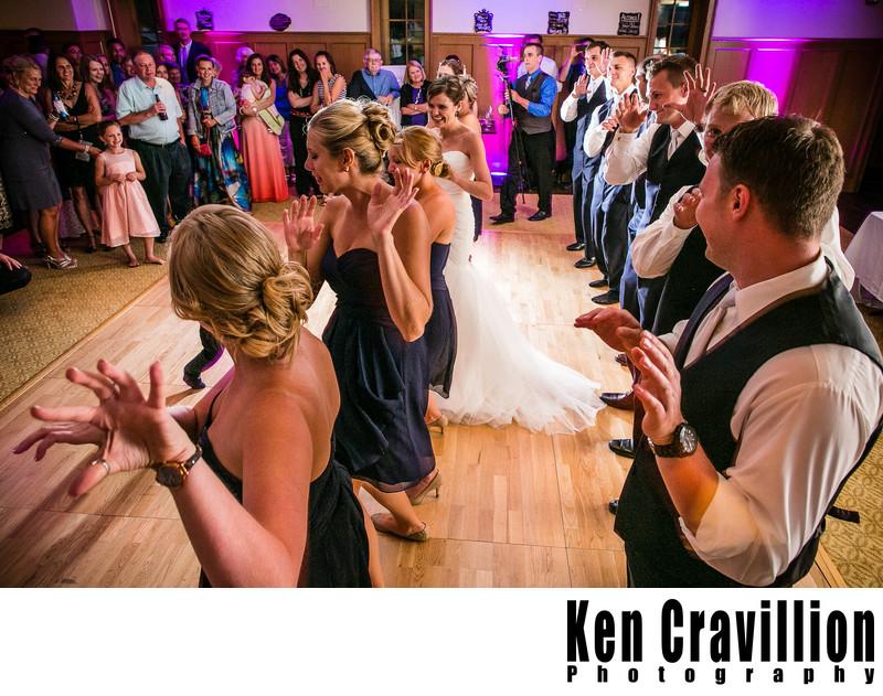Paine Art Center Oshkosh Wedding Photography 084