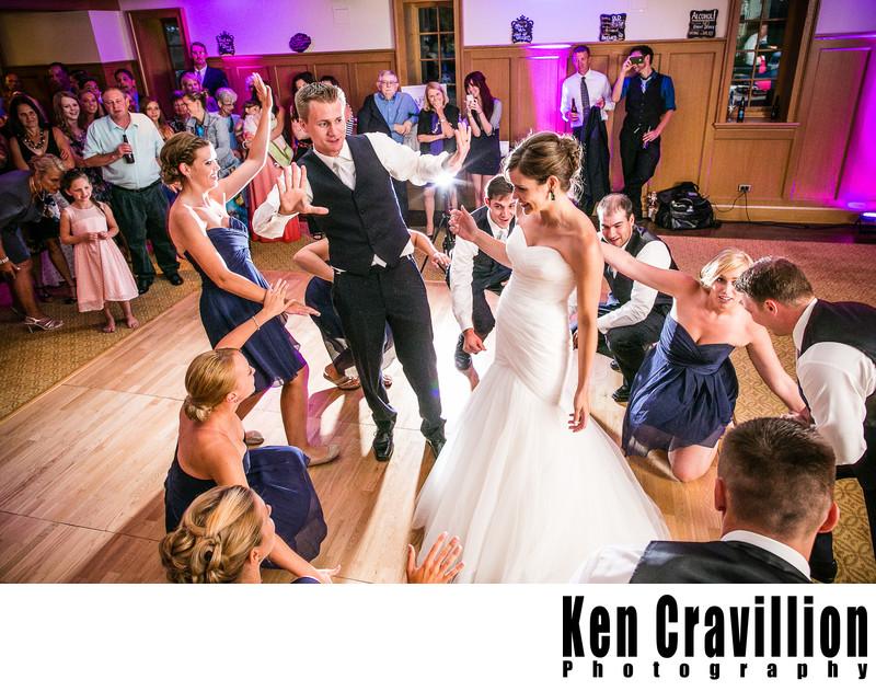 Paine Art Center Oshkosh Wedding Photography 086