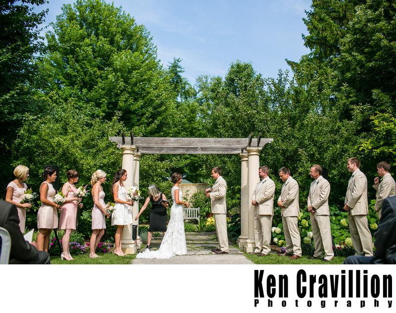 Paine Art Center Oshkosh Wedding Photography 094
