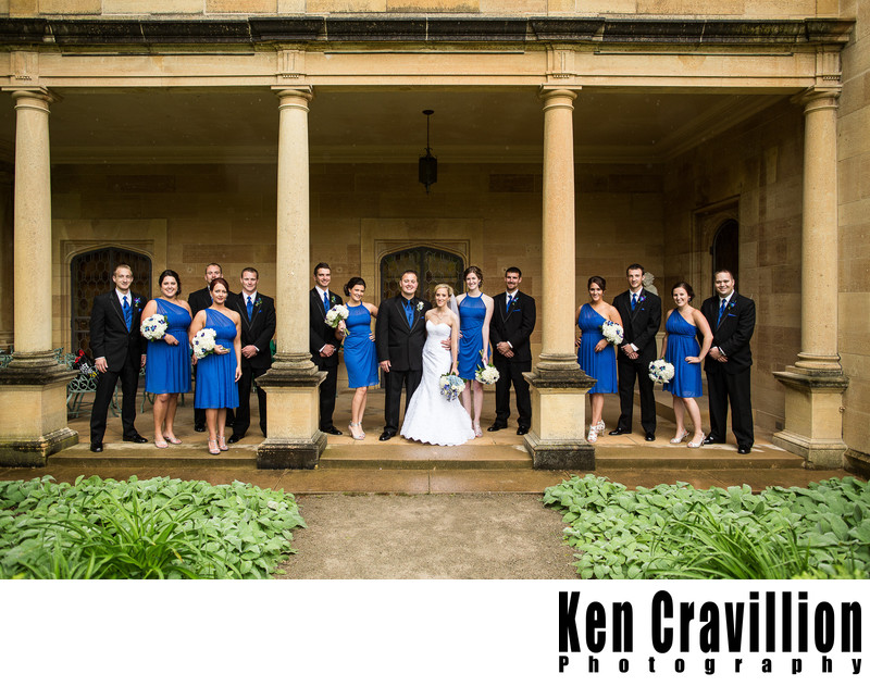 Paine Art Center Oshkosh Wedding Photography 133