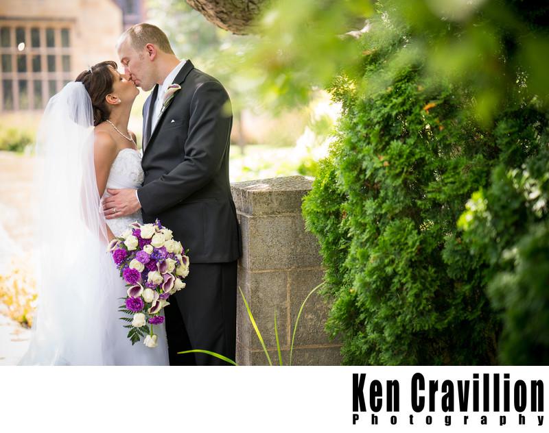 Paine Art Center Oshkosh Wedding Photography 150