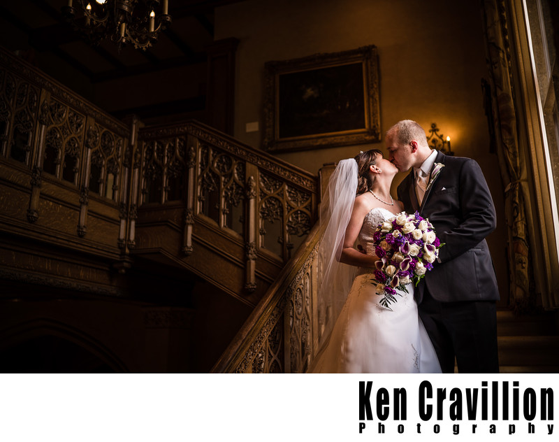 Paine Art Center Oshkosh Wedding Photography 158