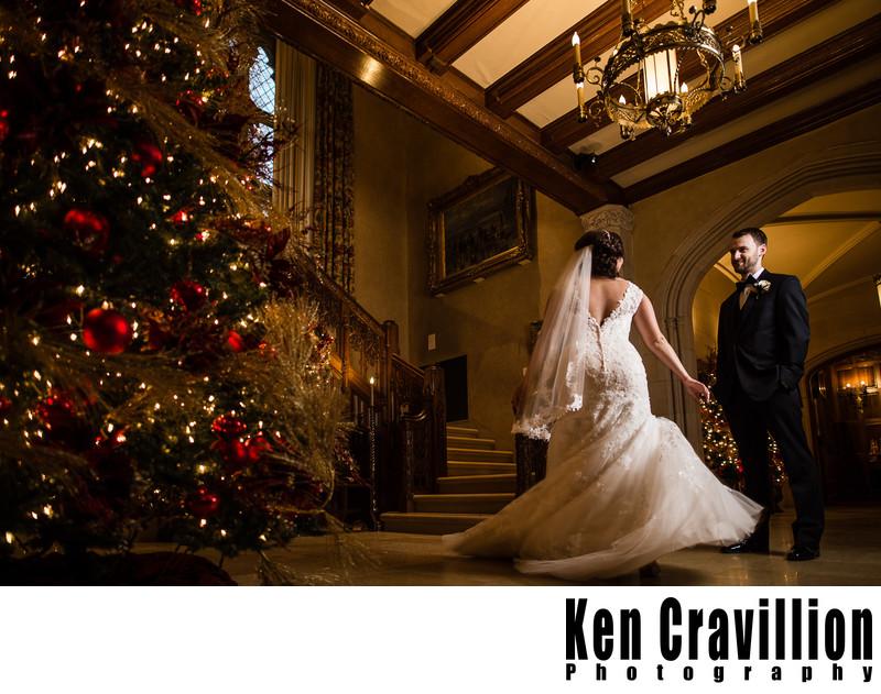 Paine Art Center Oshkosh Wedding Photography 162