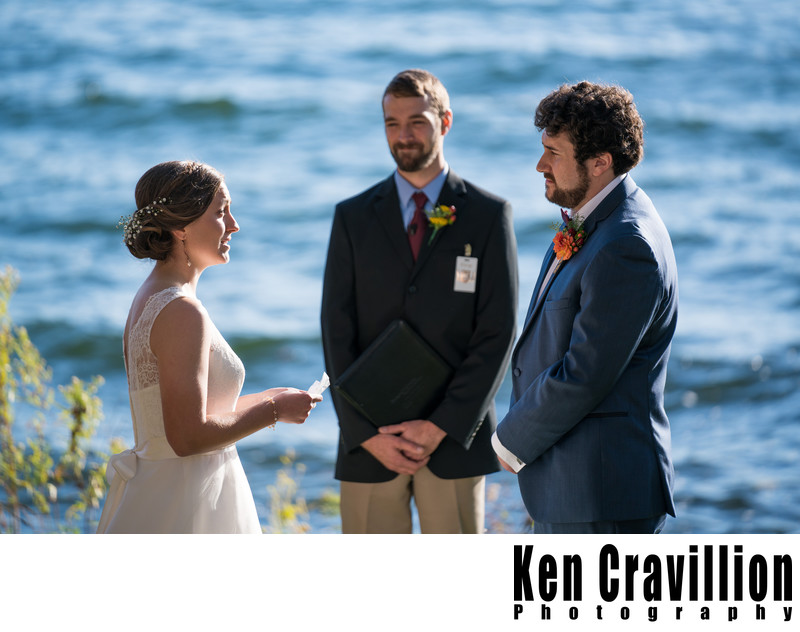 Heidel House Green Lake Fall Wedding Photos 066