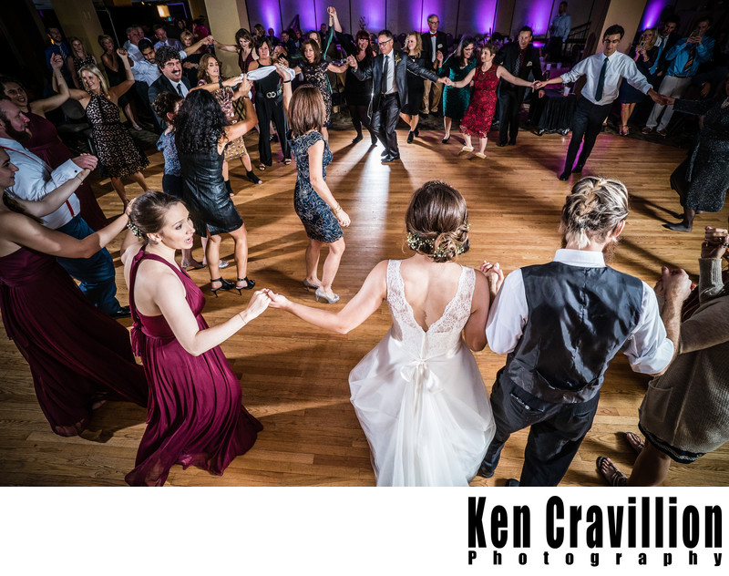 Heidel House Green Lake Fall Wedding Photos 154