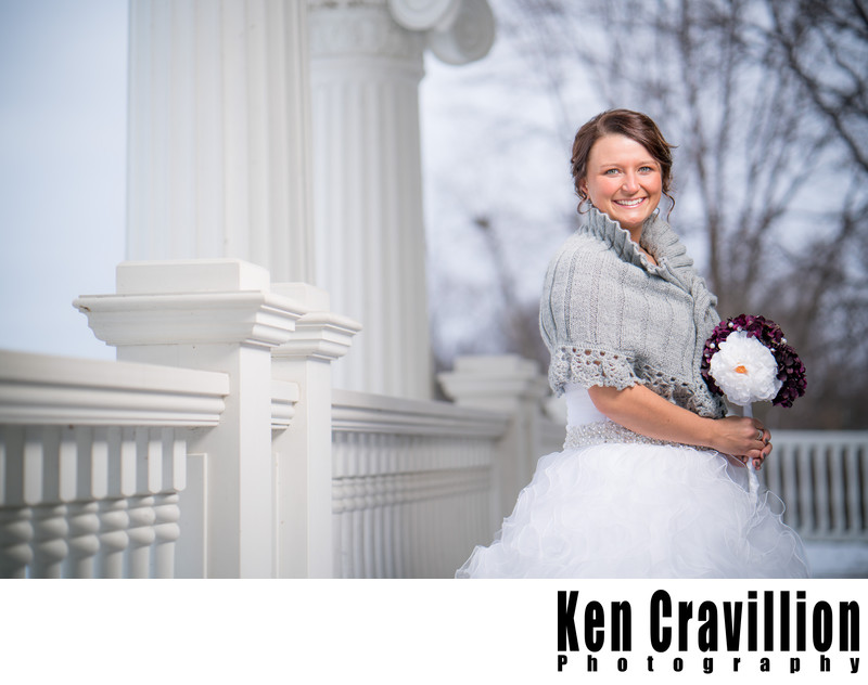 Winter Wedding Photos Oshkosh Wisconsin 027