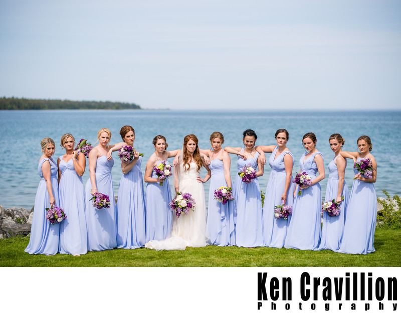 Door County Wisconsin Wedding Photos 007