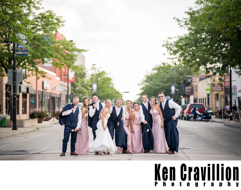 Green Bay Wedding Photos at Gather on Broadway 115