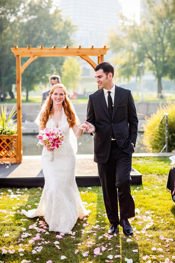 Milwaukee Yacht Club Wedding Photography