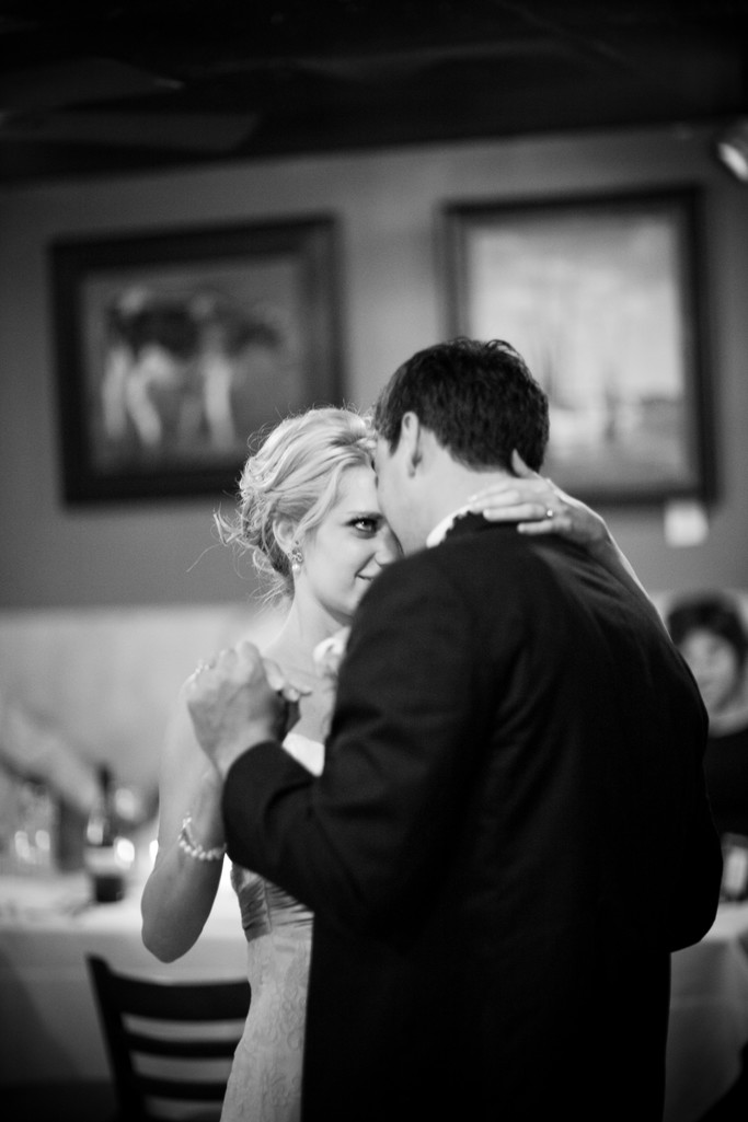 Charleston Wedding Reception Photo