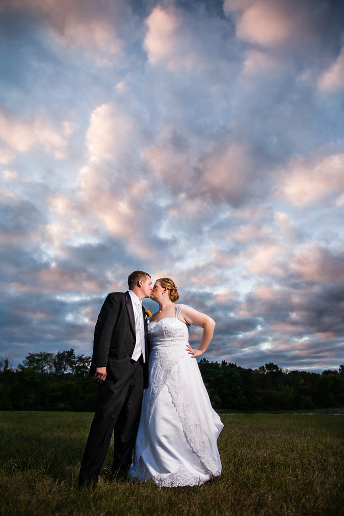 Kiel Wisconsin Milhome Wedding Photographer