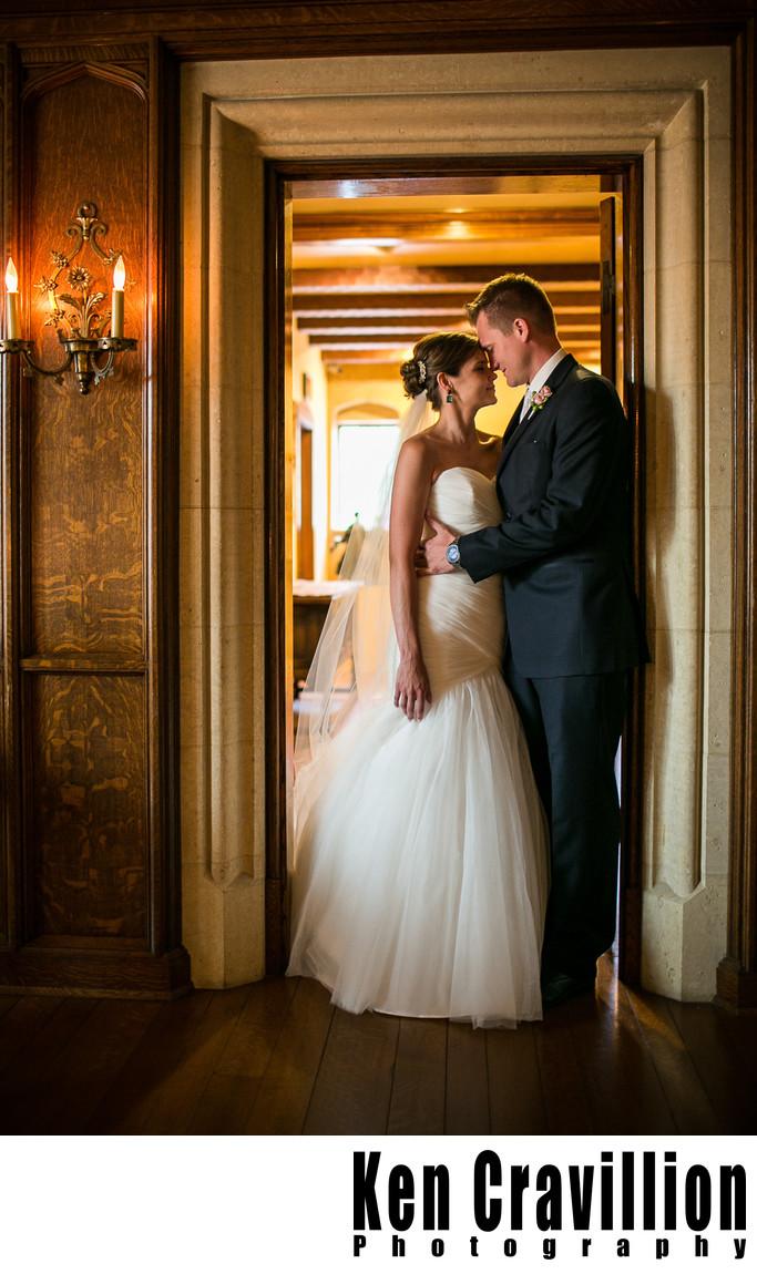 Paine Art Center Oshkosh Wedding Photography 027
